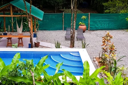 Cabina Azul with a Pool, Beach, wifi & more!