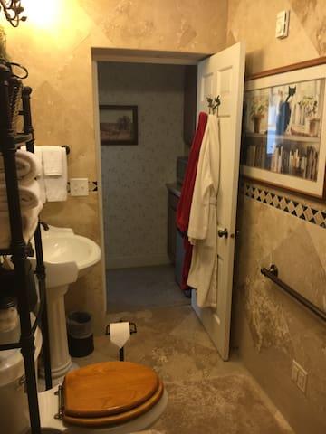 Prairie Nook a room at Westview B&B.