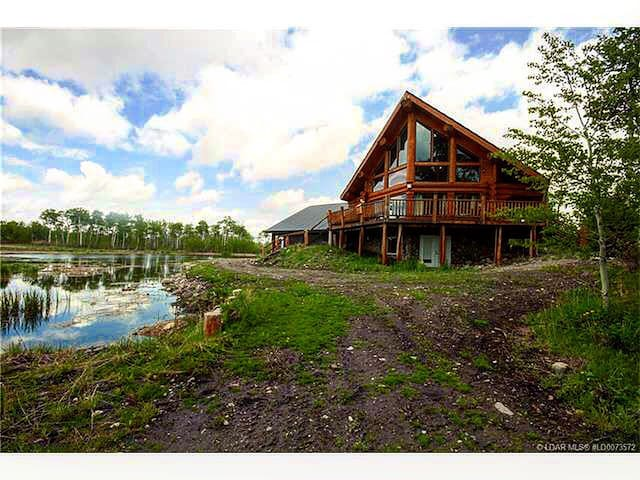 Waterton Cabin - Cardston - Rumah