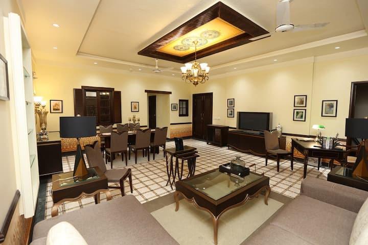 Elite Class Service Apartment (3 Bed)