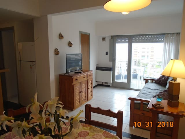 Great Apartment by the Beach Front