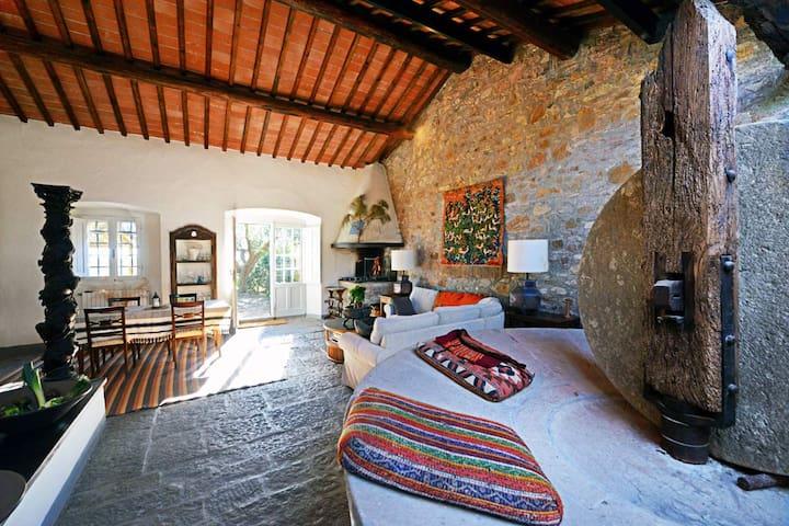 Maremma Millstone Cottage - Tuscany - Capalbio - Huis