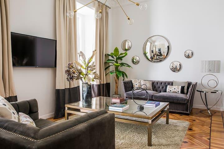 Lujoso apartamento familiar - Espalter I