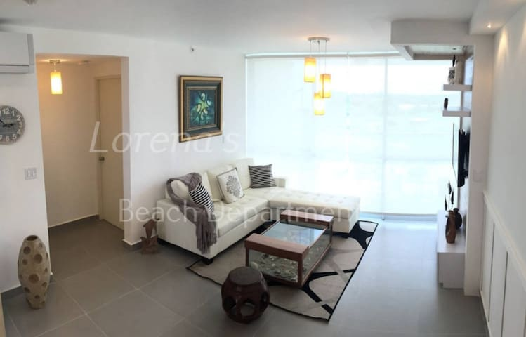 Lorena's Luxury Beach Apartment Panama - Panamá - Apartmen