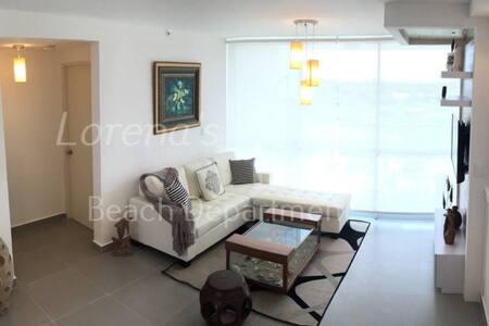 Lorena's Luxury Beach Apartment Panama - Panamá - Byt