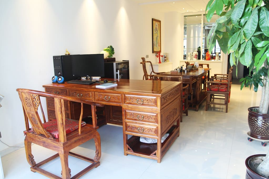 全套红木家具