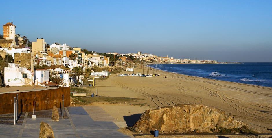 Playa de Barcelona - Montgat - Appartement