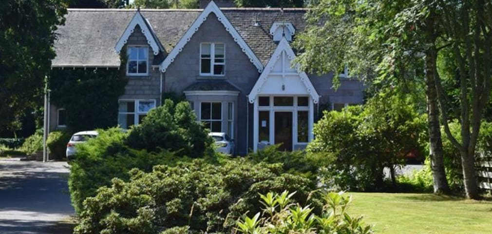 No 45, hideaway in the Cairngorm National Park