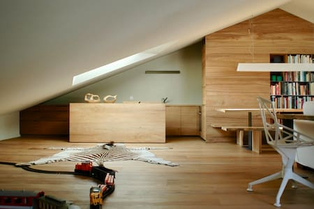Deluxe apartment in Zuoz -St Moritz - Zuoz