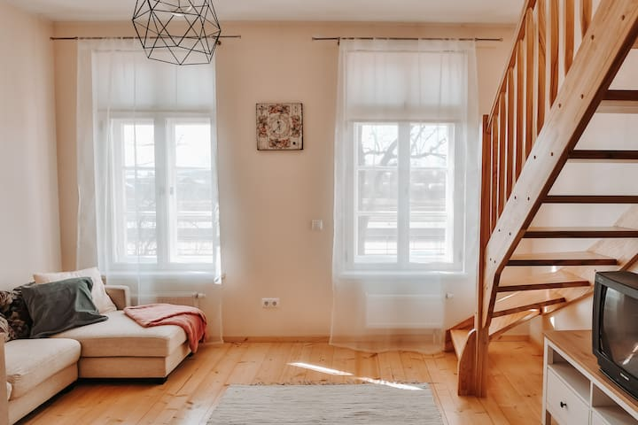 Charming apartment for your weekend getaway