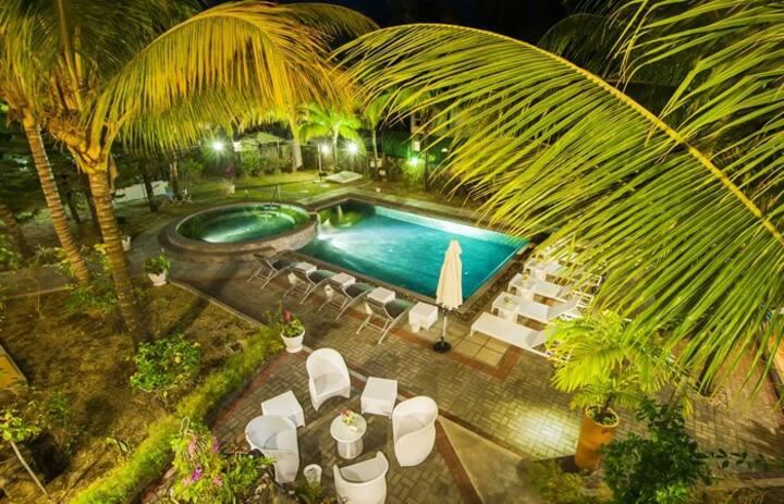 Mandrinette Appartments Villa
