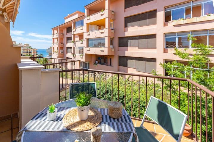 Apartamento Peñoncillo Beach Solset