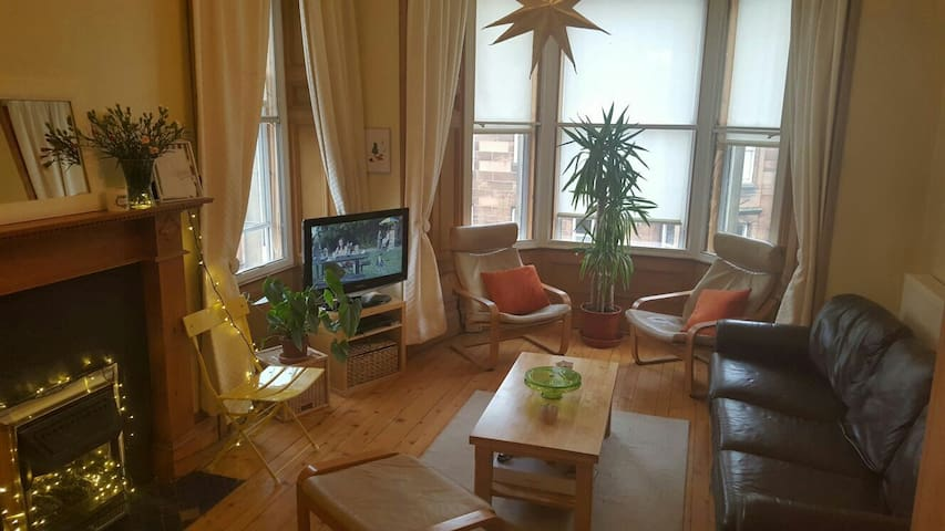 Cozy Private Room Near City Centre - Edinburgh, Scotland, GB - Apartamento