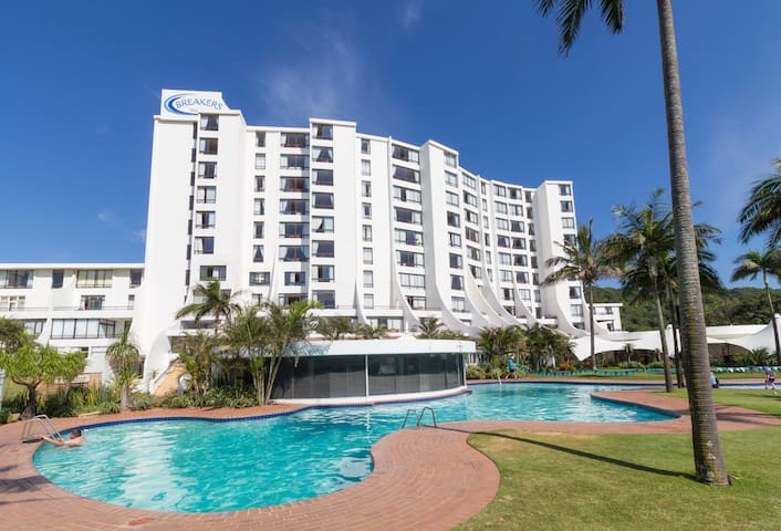 Unit 211 - Breakers Resort - Umhlanga