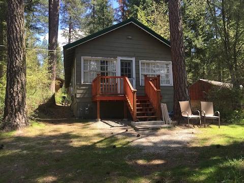 Twin Lakes Family Lake Cabin
