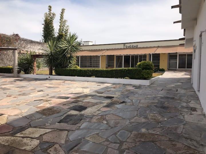 Casa Fontana A 15 min de Bernal en ruta a sierra