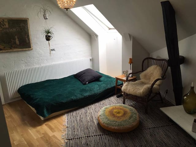 Great room close to city centre and hospital. - Helsingborg