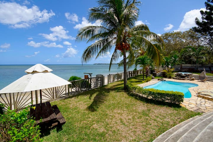 Mauritius - Villa Ambroise