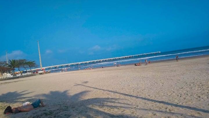 Casa pensão, venha descansar e curtir o litoral...