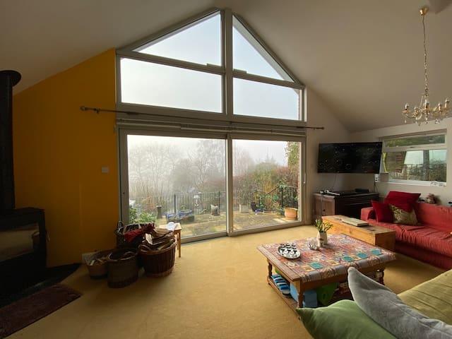 Eagles Nest - Double en-suite and a wonderful view