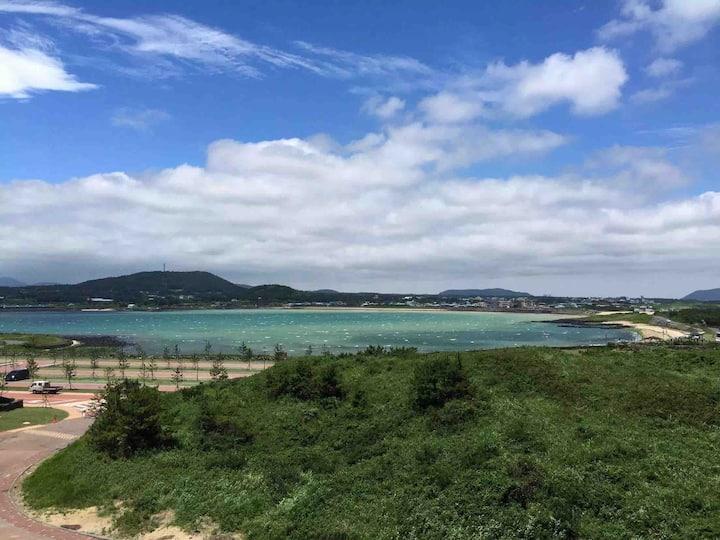 Sea View 섭지코지  i 휘닉스 성산일출봉 아쿠아플라넷 br