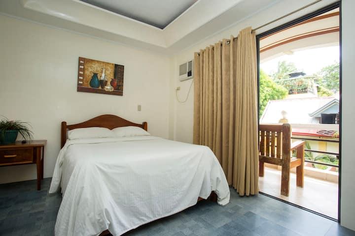 Vilus place studio type with balcony
