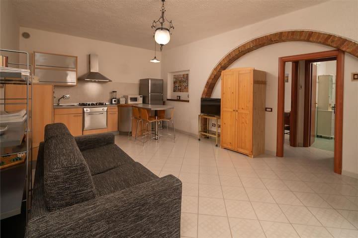 Il Querceto - Appartamento Bilocale Giardino