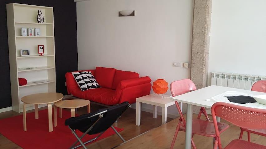 Preciosos apartamento de diseño - A Coruña - Wohnung