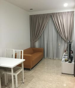 Conveniently located 1-bedroom close to Novena MRT - Apartamento