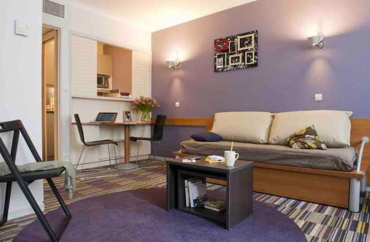 Superb 1 bedroom flat - 4 people - great location