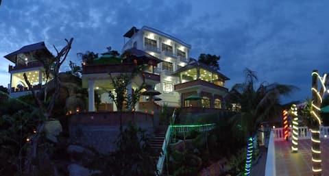 Lotus Phu Quoc resort, near beach, wonderful view