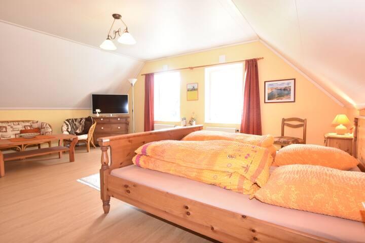 Gezellig appartement in Wittenbeck met strand in de buurt
