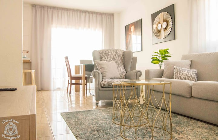 Stylish Two bedroom apartment in Palm-Mar