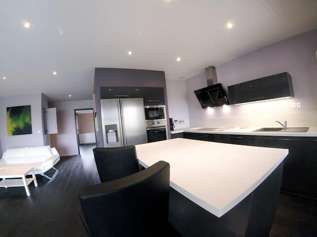 Appart. d'artiste -T2 -71m² -Neuf- Brest -Kerhuon - Le Relecq-Kerhuon - Apartment
