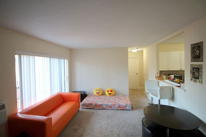 A Comfy Place for the Night (Near Ocean & Boston) - Quincy - Apartment