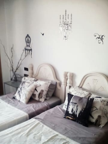 Double Room with ensuite bathroom  - Altea - Apartamento
