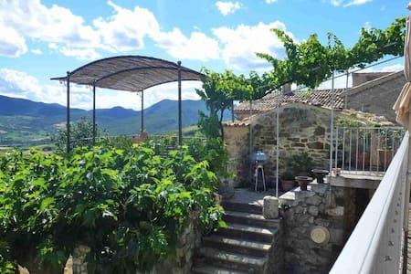 Maison de charme au cœur de la Drôme provençale