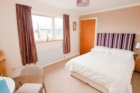 Isabel's ensuite double room in historic Penrith