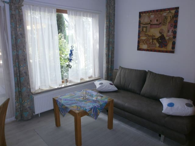 Nice and quiet vacation home, 35 m² - Wermelskirchen - Daire