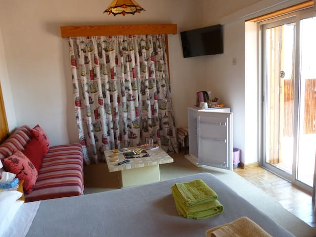 Large  Double Room(One Night Stay)
