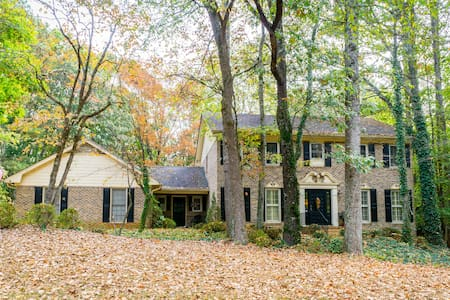 5-StarB&B Inviting Woodland Setting StnMtnPark/ATL - Stone Mountain - Bed & Breakfast