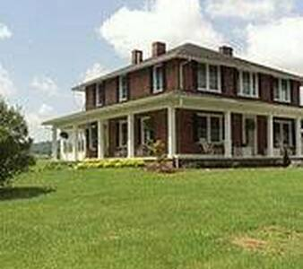 A scenic and historical getaway. - Ewing