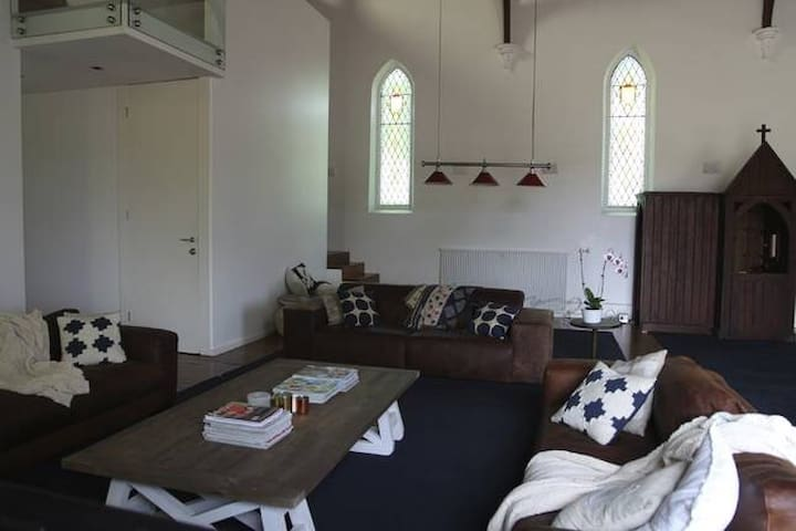 Church Conversion - The Parker