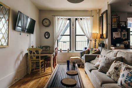 1 bedroom in charming Clinton Hill
