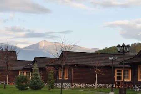 Tatralandia č.118 - Hut