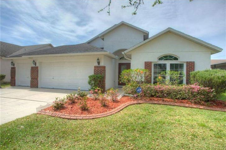Private, comfy room located near Tampa - Riverview - Haus