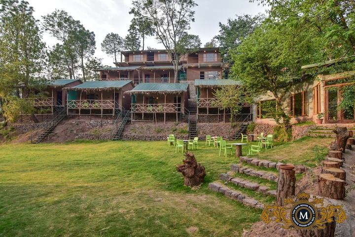 The Mudhouse Resort | 4 Mud Huts | Off-Beat Resort