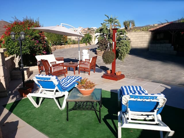 Charming Canarian Holiday Cottage