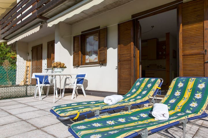LISTEN THE SILENCE NEAR THE GARDA LAKE - Brentonico - Apartment