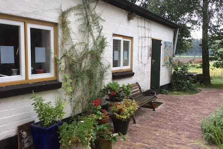B&B Wachtpost 29, real gem in the middle of nature